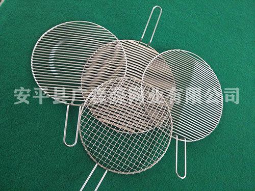 不锈钢圆形烧烤网